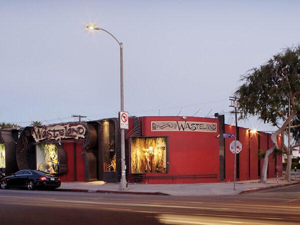 vintage winkels Los Angeles