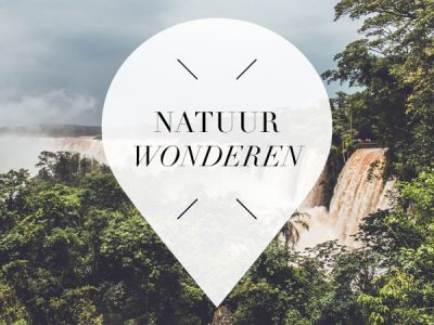 natuurwonderen ter wereld