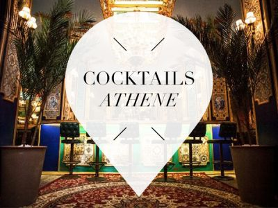 cocktails bars in athene