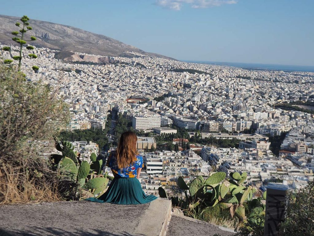 Athene Travel Guide
