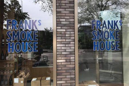 Frank's Smoke House Amsterdam