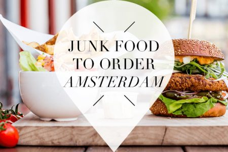 junk food to order in amsterdam