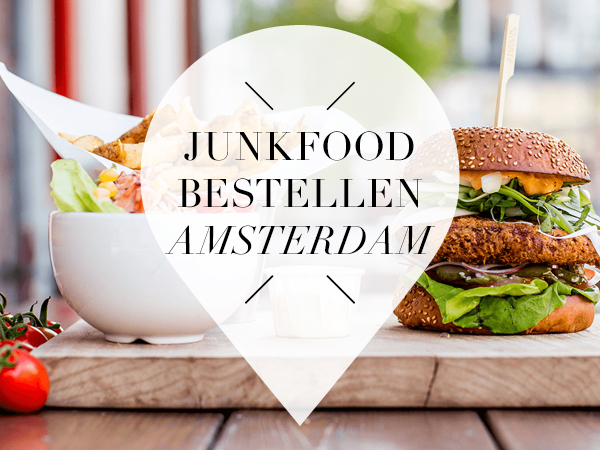 junkfood bestellen in amsterdam