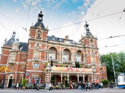 Leidsetuin Amsterdam