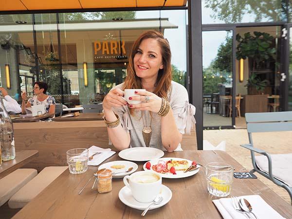 Park Café Restaurant Amsterdam terras