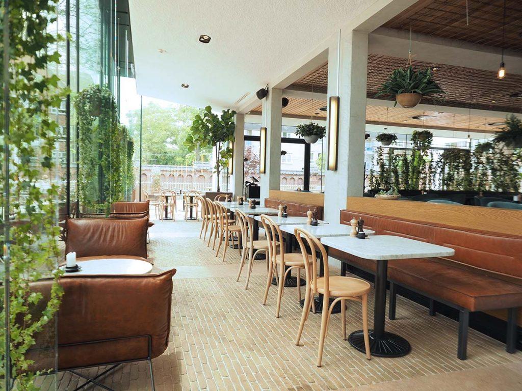 Park Café Restaurant Amsterdam