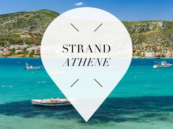 beste stranden van athene