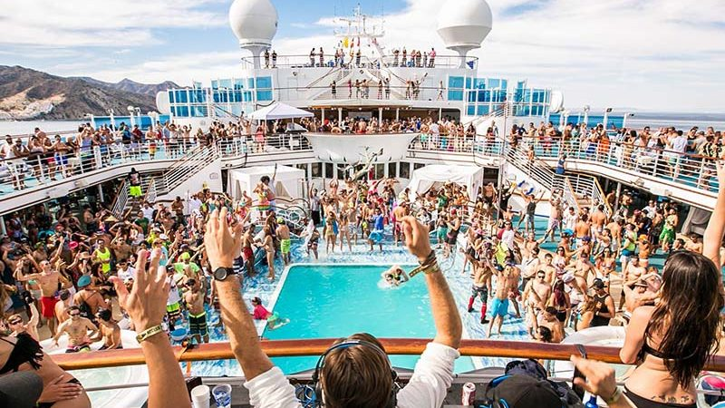 Koop nu tickets voor het grootste cruiseschip festival ter wereld: The Ark!