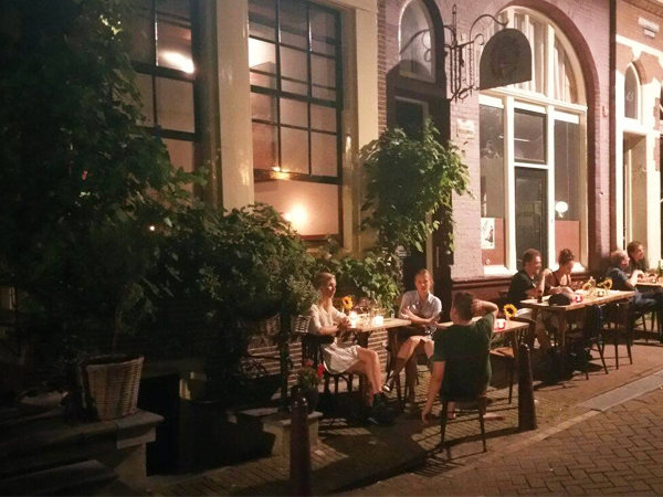 La Cacerola Amsterdam
