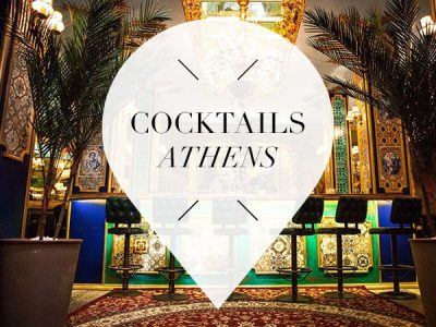Cocktail bars Athens