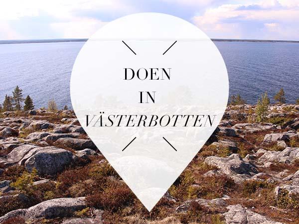 doen in vasterbotten zweeds lapland