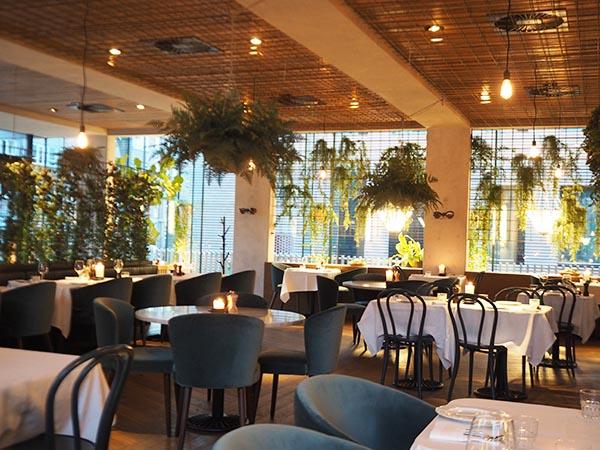 Park restaurant Amsterdam