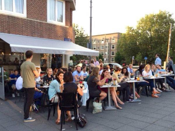 bar spek amsterdam