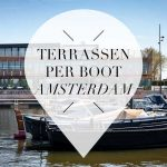 terrassen per boot amsterdam pointer