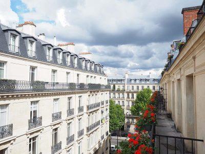 Checking-in  Hotel Sofitel Paris Baltimore Tour Eiffel 9106d0ec4816