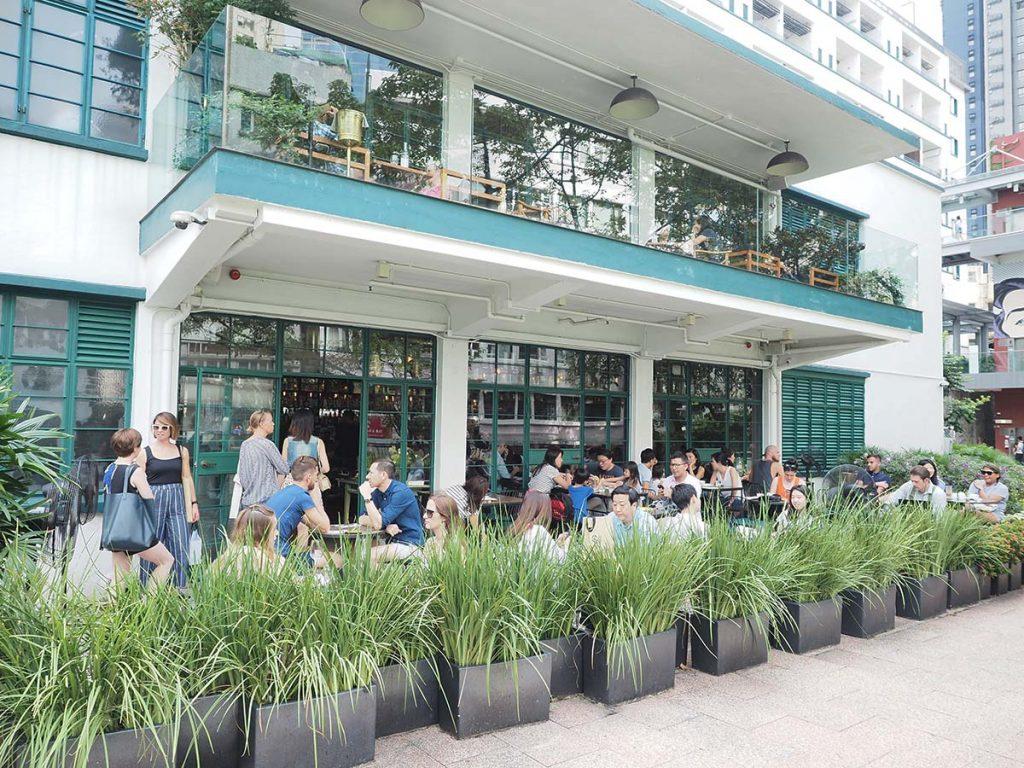 Aberdeen Street Social Hong Kong