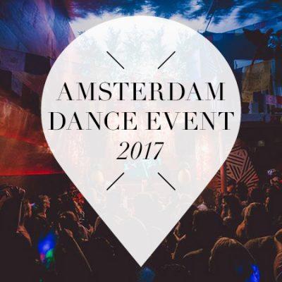 Amsterdam Dance Event 2017 ADE