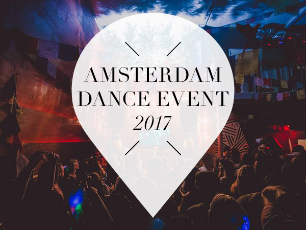 Amsterdam Dance Event 2017 ADE