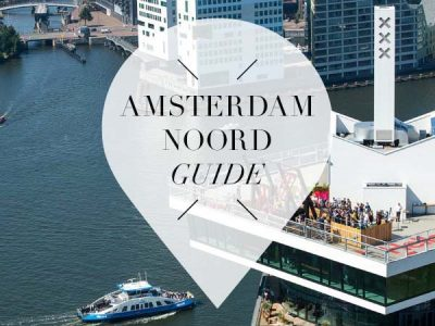 amsterdam noord guide pointer