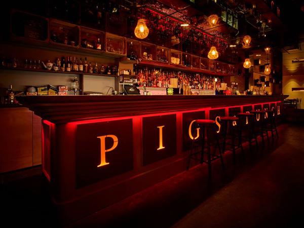Pigs&Punch Amsterdam