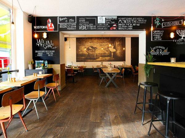 restaurant volt hotspots in de ferdinand bolstraat