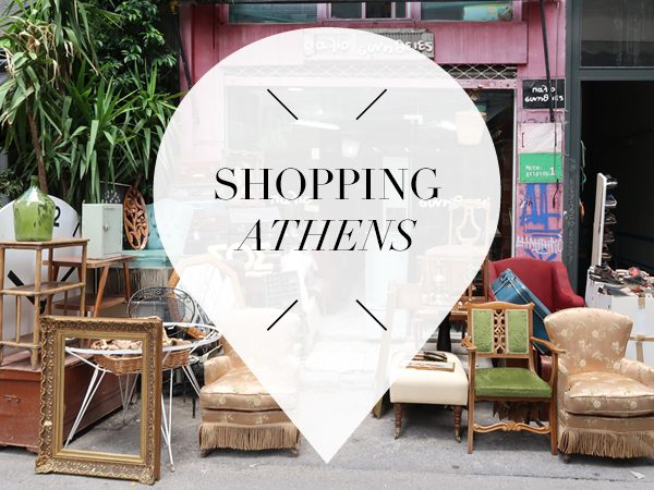 Delicieux Shopping In Athens