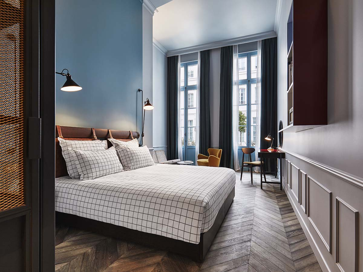 the hoxton paris nieuw boutique hotel in parijs your little black book. Black Bedroom Furniture Sets. Home Design Ideas