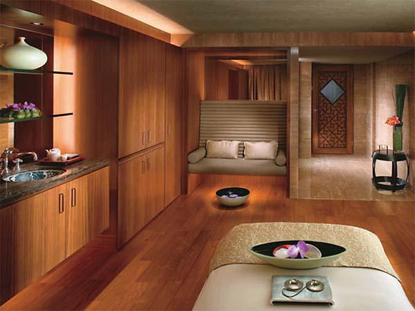 The Mandarin Spa Hong Kong