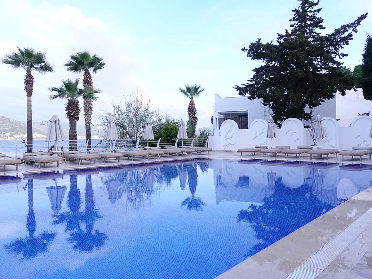 Voyage Hotel Bodrum
