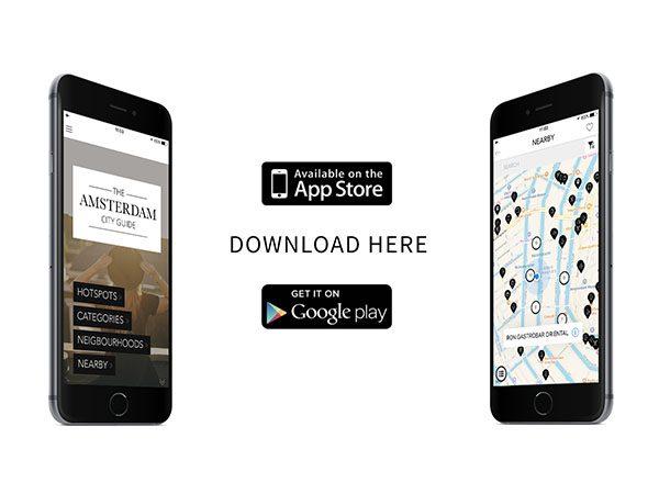 Amsterdam City Guide app