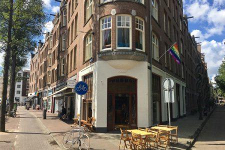 Café Binnenvisser Amsterdam