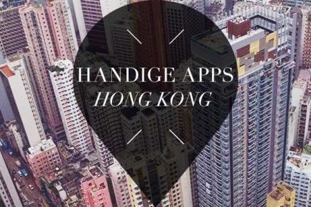 handige apps hong kong