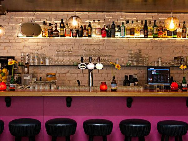 golden brown bar amsterdam