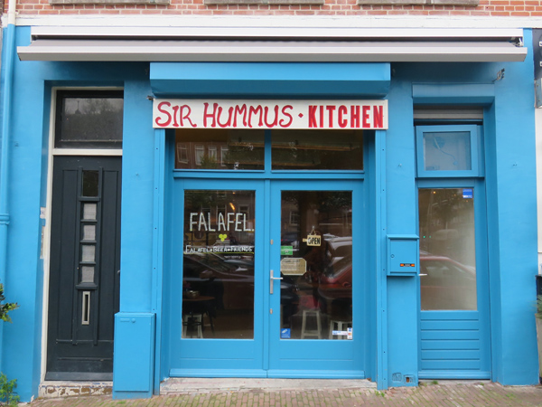Sir Hummus Kitchen Amsterdam
