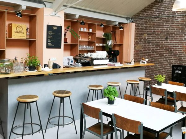 The Maker Cafe Amsterdam