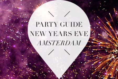 New Years Eve 2017 / 2018 Amsterdam
