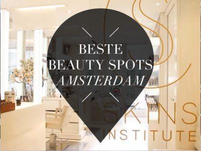 beste beauty adressen amsterdam