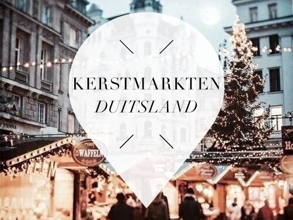 10 X Kerstmarkten In Duitsland Your Little Black Book