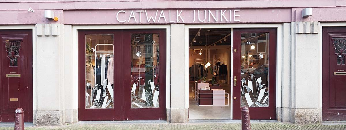 catwalk junkie amsterdam // shopping in the nine streets