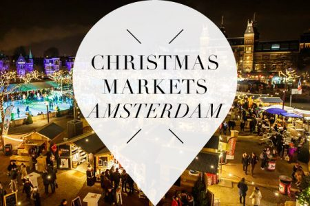 Christmas markets in amsterdam 2017
