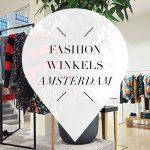 fashion winkels in amsterdam