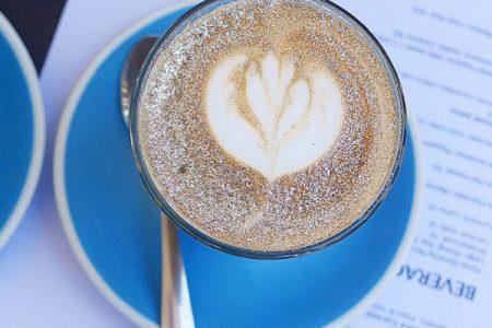 glitter cappuccino's