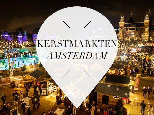 7 X Kerstmarkten In Amsterdam 2017 Your Little Black Book