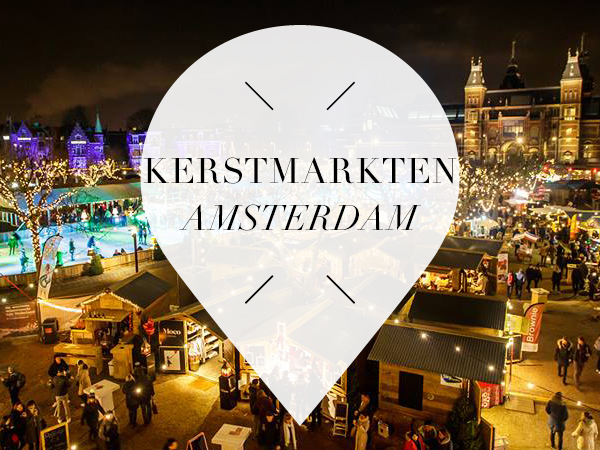 kerstmarkten in amsterdam 2017