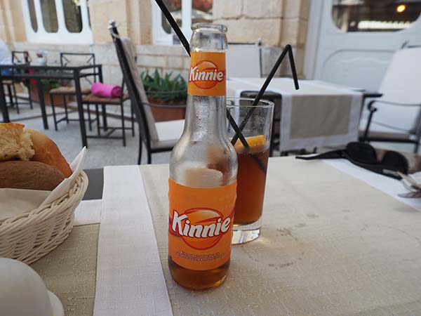 kinnie soft drink malta