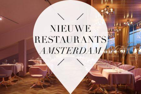 Amsterdam archieven for Nieuwe restaurants amsterdam