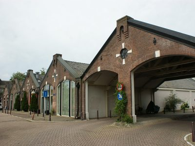 Entrepôt Amsterdam