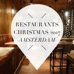 restaurants christmas 2017 amsterdam