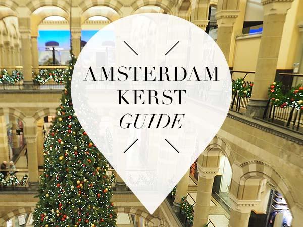amsterdam kerst guide