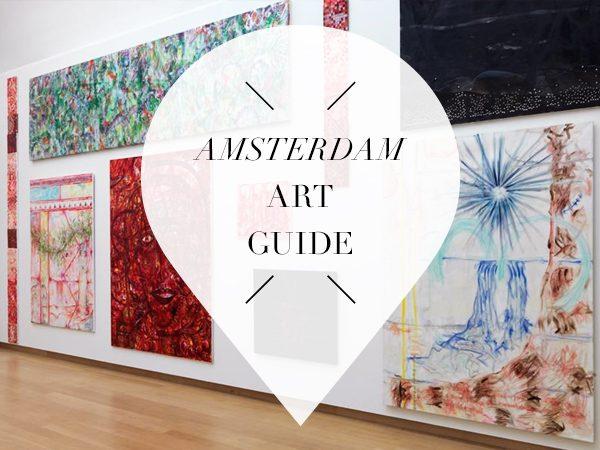 exposities in amsterdam
